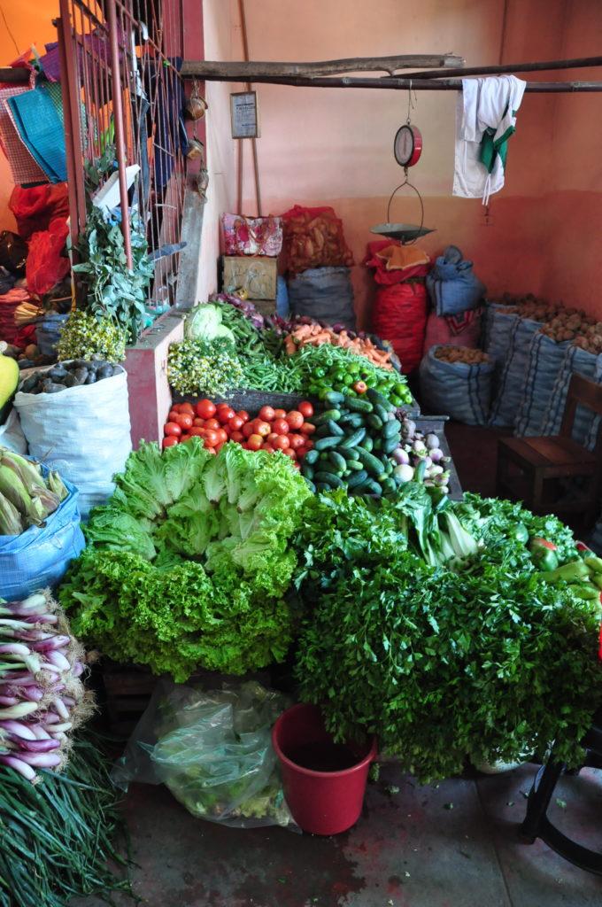 vegetables biocultural